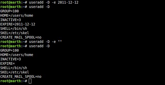 Добавляем нового пользователя в Linux